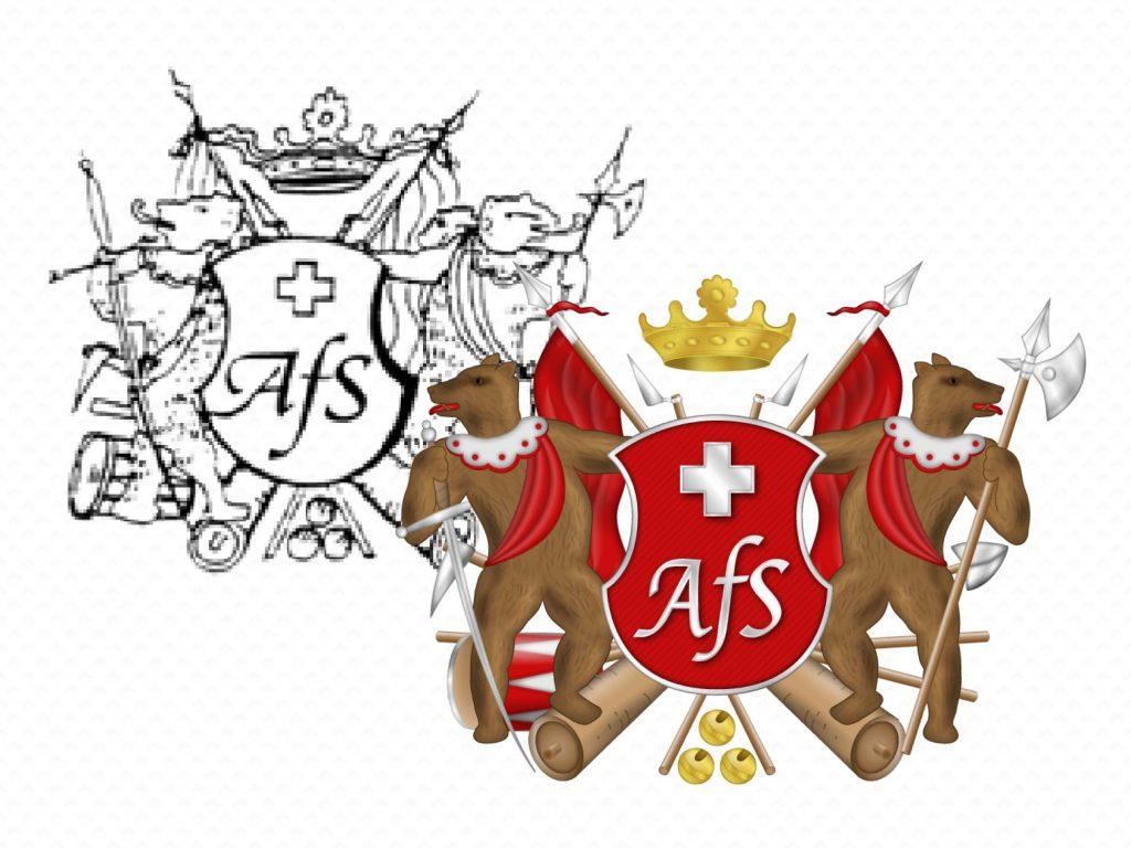Neugestaltung Logo AFS Bildbearbeitung