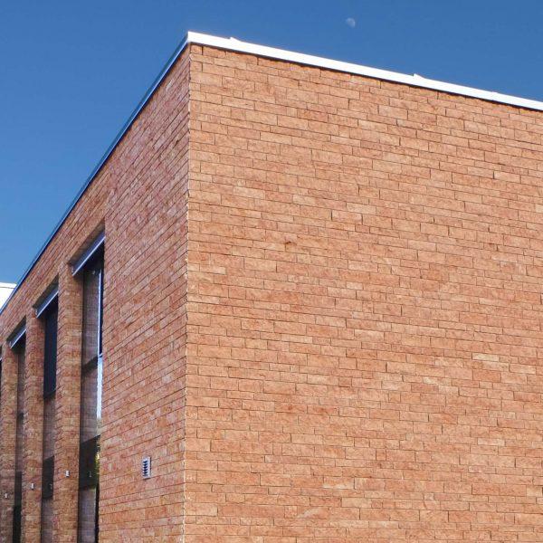 Vorschaubild Marxer-Büchel Bauunternehmung AG, Steinfassade an Einfamilienhaus