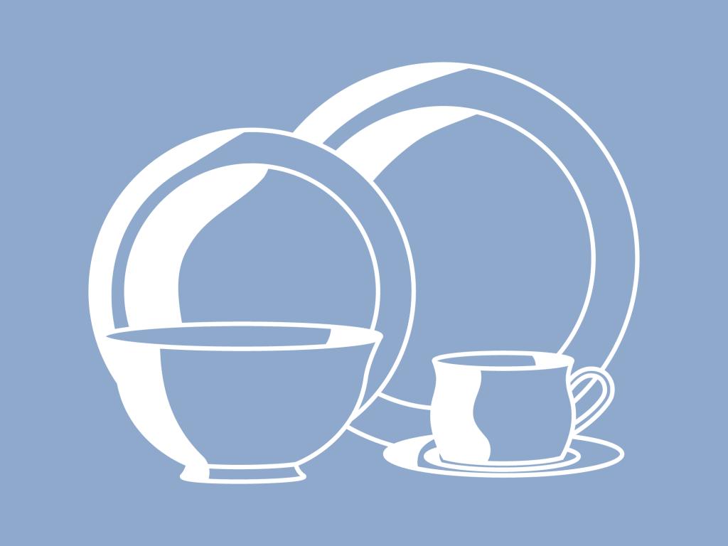 Logo Gestaltung für den Prozellan Onlineshop