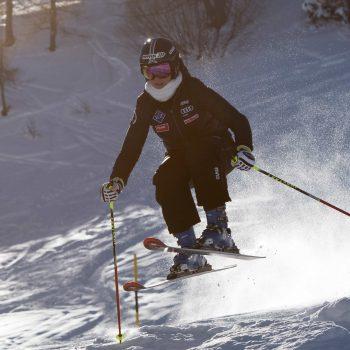 Foto der Skirennfahrerin Anna Banzer