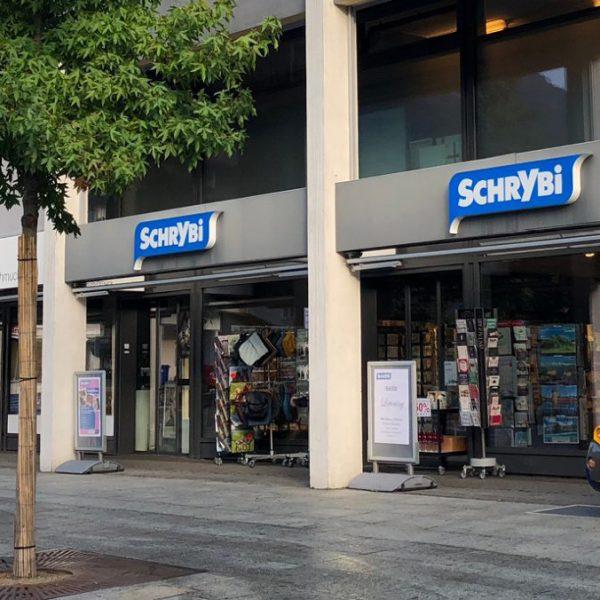 Vorschaubild für Schrybi AG