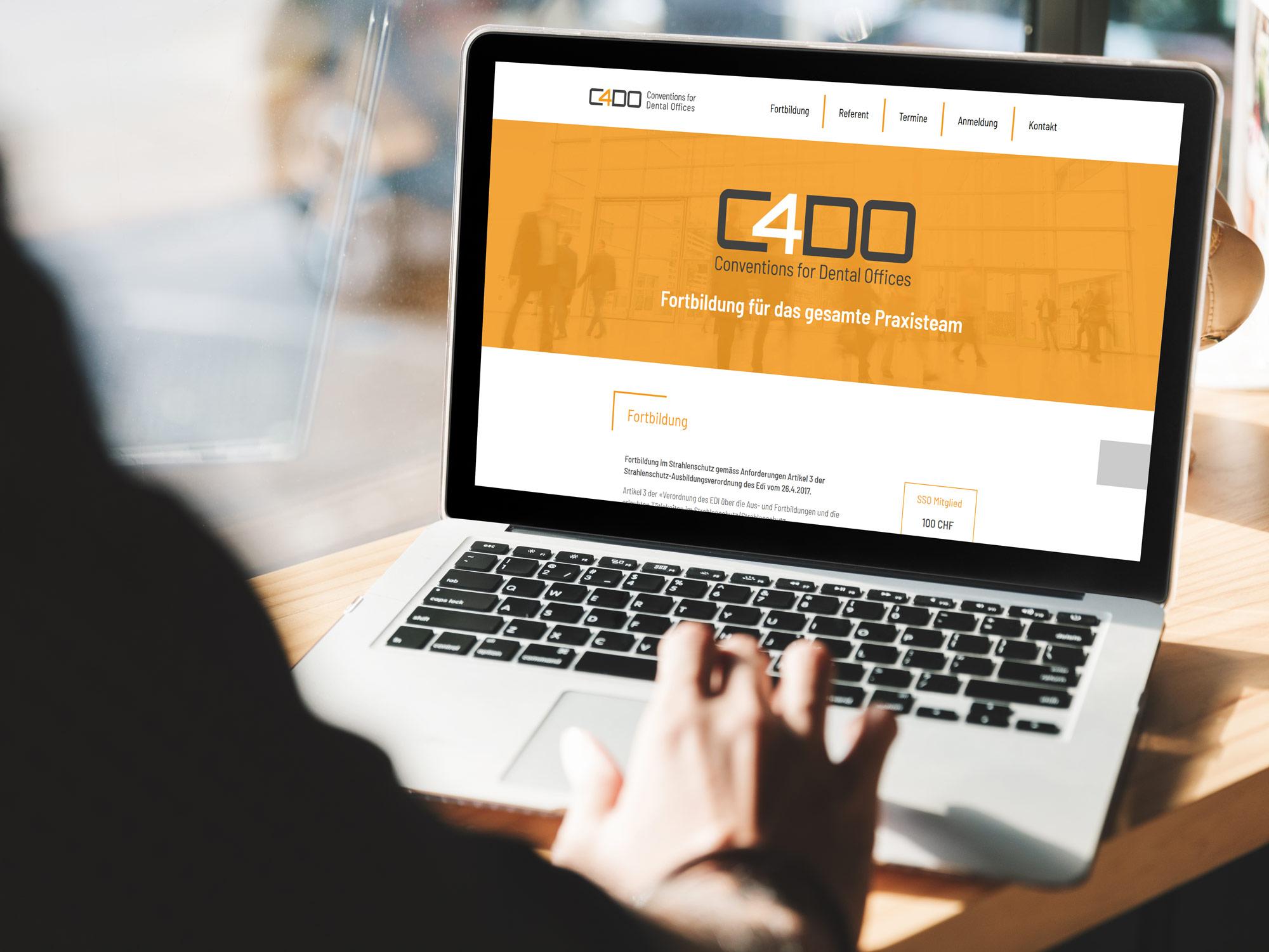 C4DO Webseite